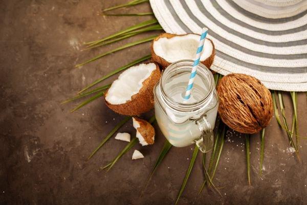 água-de-coco bebidas refrescantes