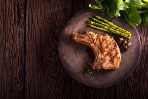 carne suina saudável