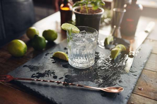 gin - drinks com gin