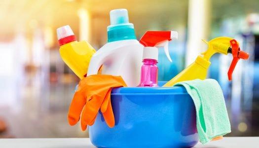 Por que usar produtos de limpeza concentrados?