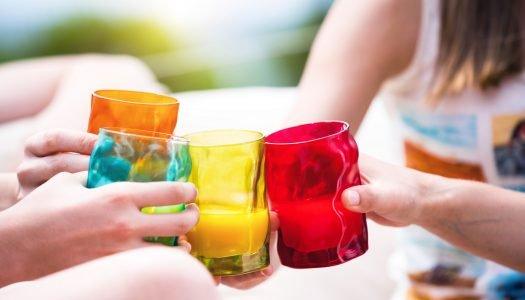 O poder dos sucos de frutas na sua alimentação