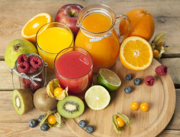 sucos-e-vitaminas-bebidas refrescantes