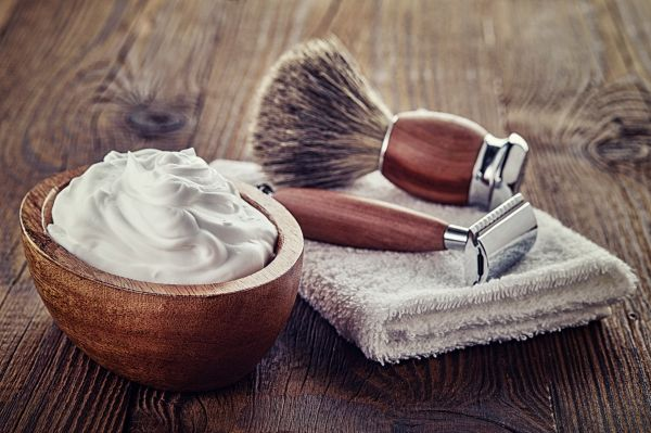 cuidados com a barba coçar