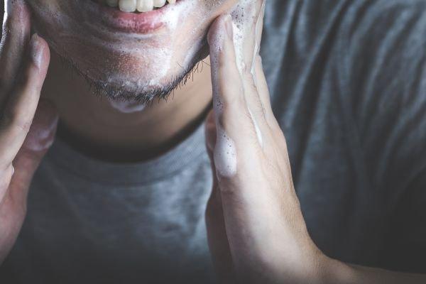 cuidados com a barba higiene