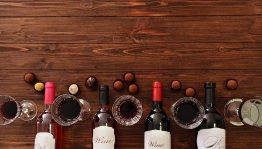 Como fazer a harmonização de vinhos com chocolate?