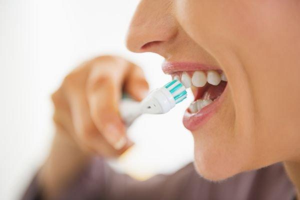higiene bucal escovação