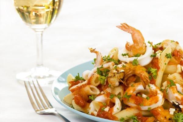 melhores vinhos camarão