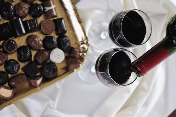 melhores vinhos chocolate