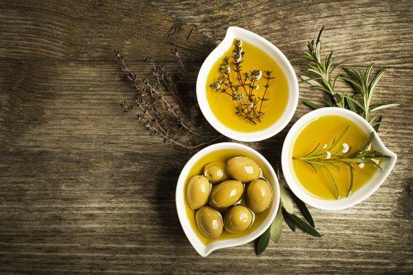 tipos de azeite aromatizados