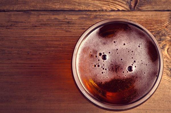 tipos de cerveja - amber lager
