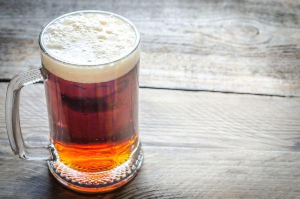 tipos de cerveja - double red ale