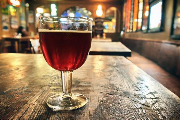 tipos de cerveja - strong dark ale