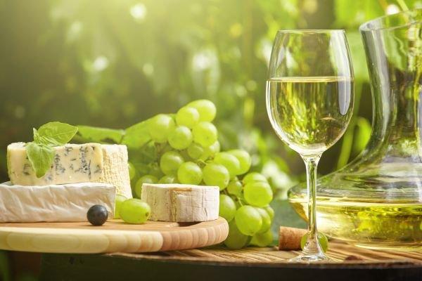 vinho verde queijo
