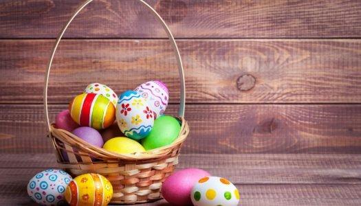 Que tal montar uma cesta de Páscoa para presentear uma pessoa querida?