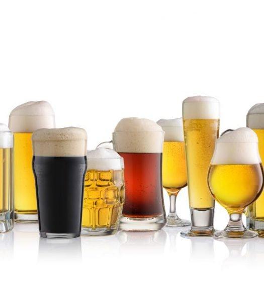 copos de cerveja - capa