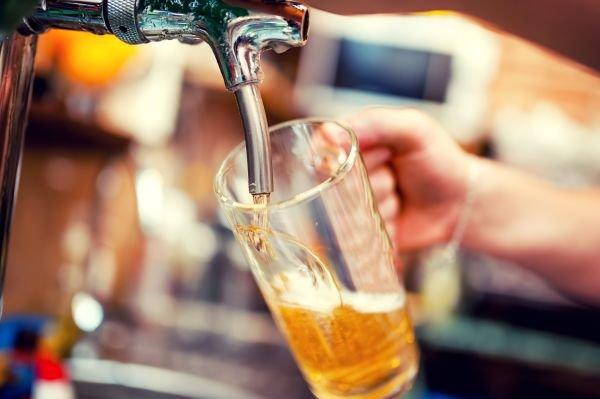 copos para cerveja - servir