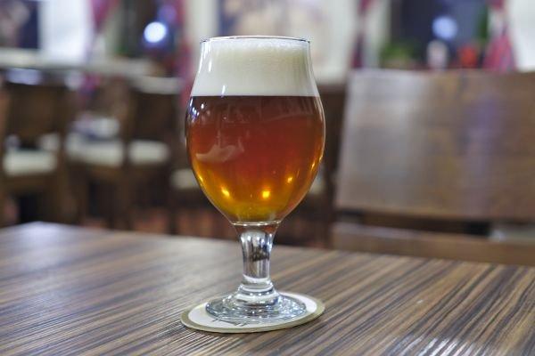 copos de cerveja - tulipa