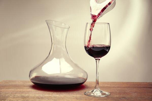 curadoria de vinhos - decanter