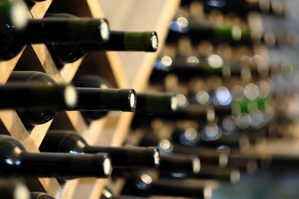 curadoria de vinhos - garrafas