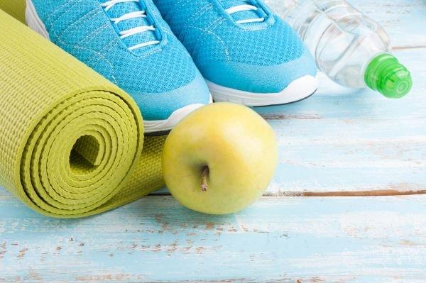 dia mundial da saúde - exercícios