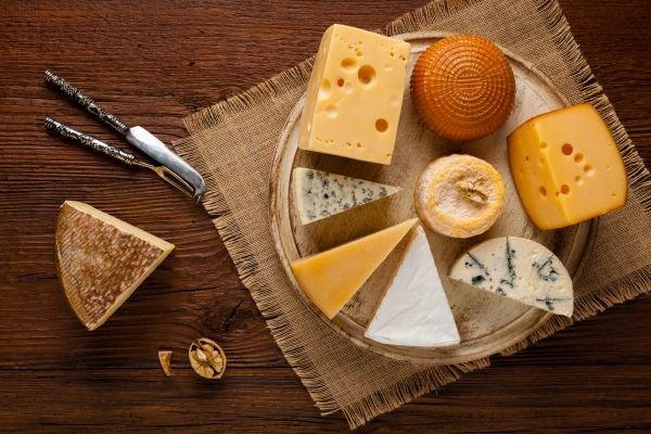 harmonização de cervejas - queijo emmenthal