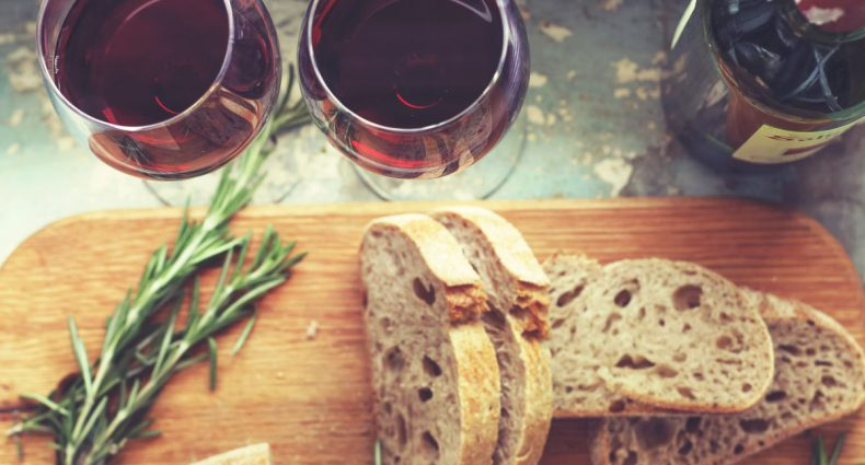 harmonização de pães e vinhos capa 2