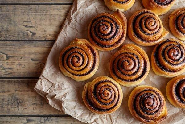 harmonização de pães e vinhos pão doce