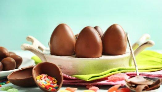 2 receitas de ovos de Páscoa para surpreender!