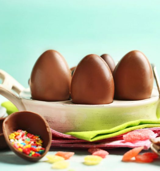 ovos de páscoa capa
