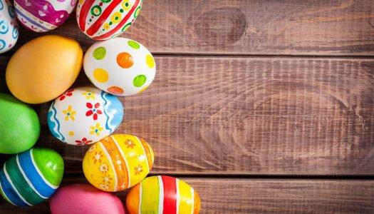Decore a sua casa para a Páscoa!