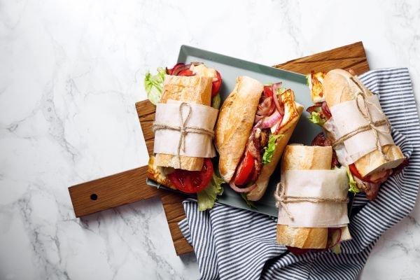 sanduíche natural intro