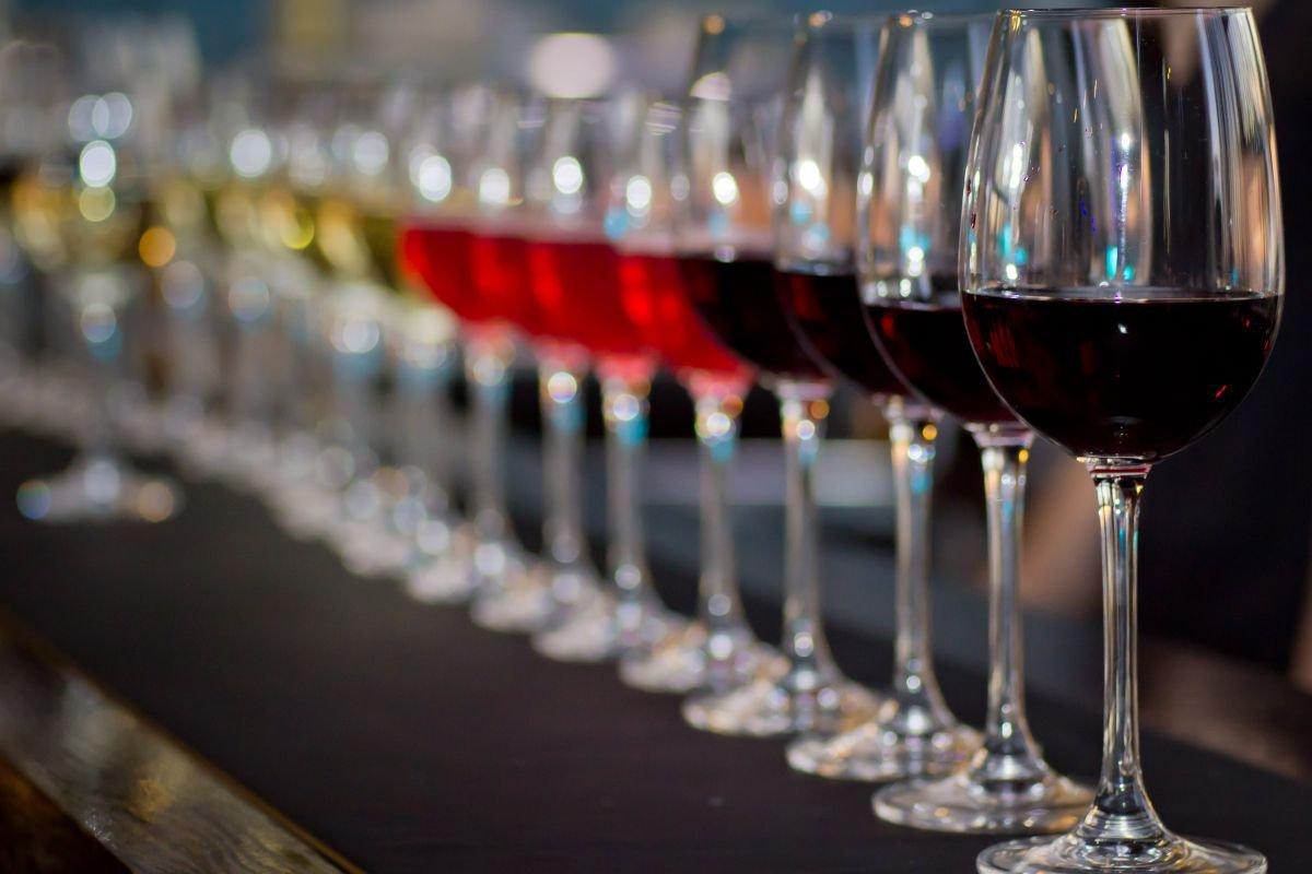 taça de vinho capa