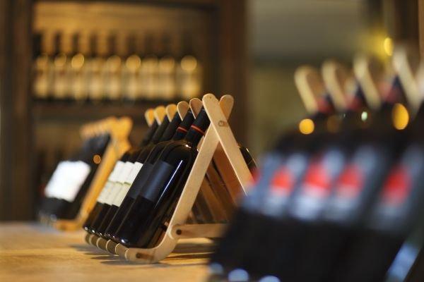 vinho de qualidade - rótulo