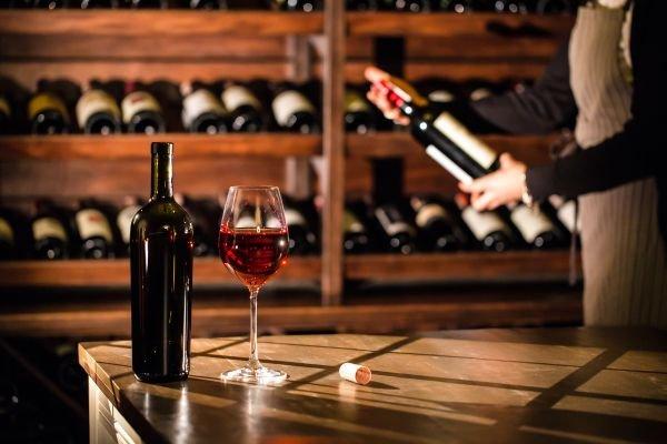 vinho de qualidade - sommelier