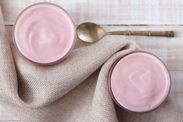 benefícios do iogurte - cálcio