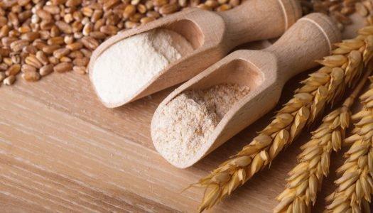 Farinha branca x Farinha integral: quando consumir cada uma?