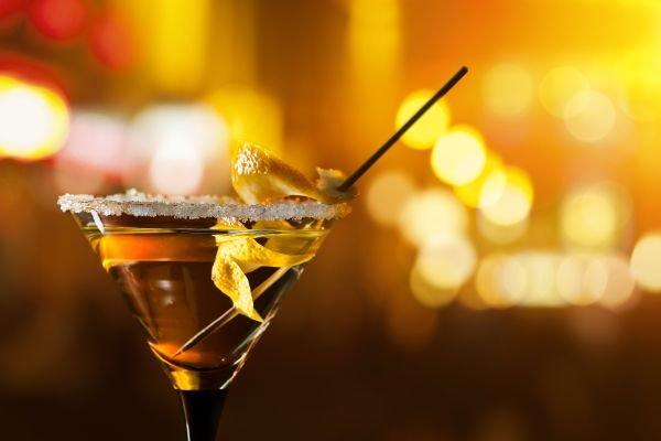 receitas com aperol - citrus martini