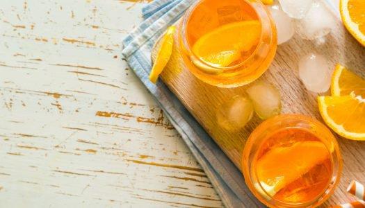 4 receitas com Aperol que você precisa provar!