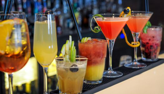 11 receitas de drinks para alegrar seu happy hour