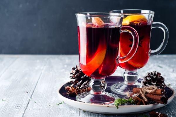 receitas de drinks quentão