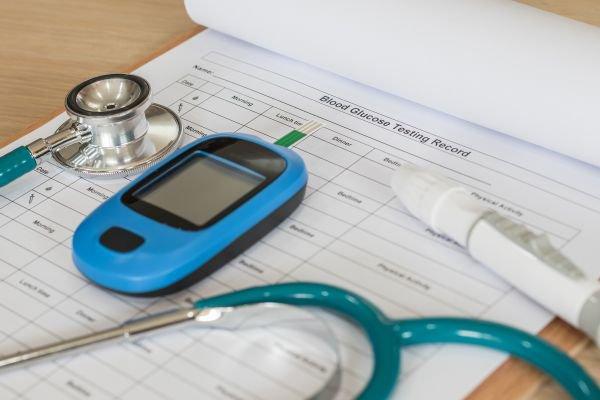 cardápio saudável diabetes - tipos
