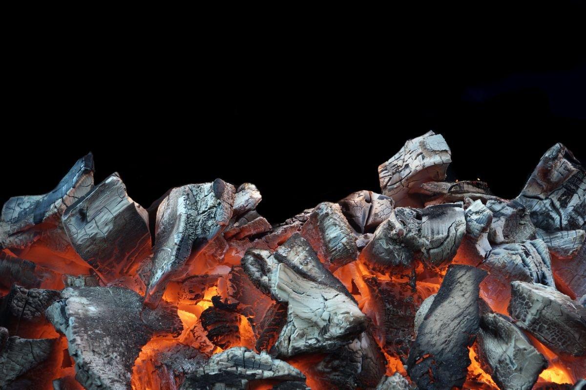 carvão para churrasco - capa