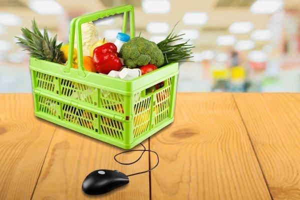 comprar frutas e verduras online - comodidade