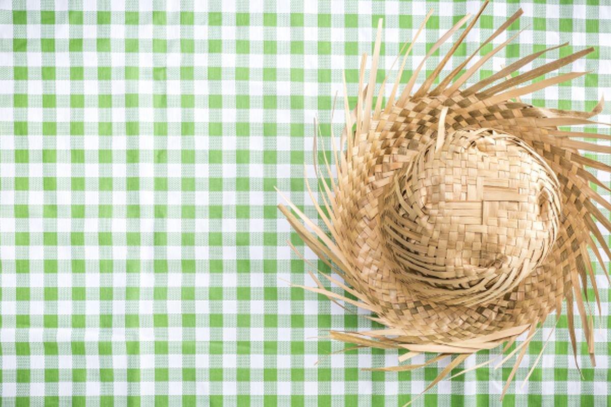 decoração de festa junina capa 2