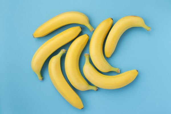 guardar frutas e vegetais - banana