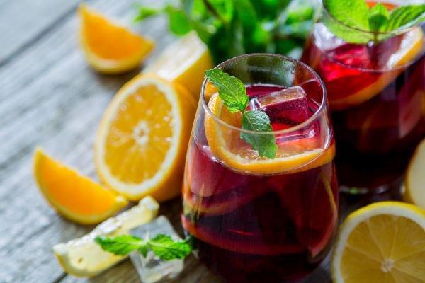 melhores vinhos festa junina - sangria