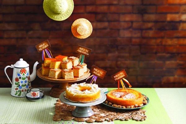 receitas de festa junina - bolo de pamonha