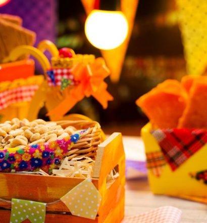 receitas de festa junina - capa