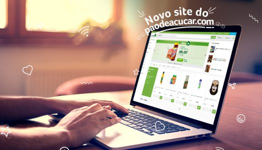 Como fazer supermercado online no novo site do Paodeacucar.com?