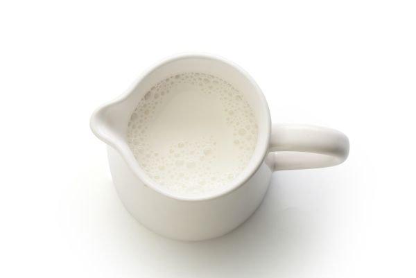 tipos de leite - leite integral